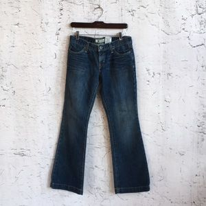 GAP LONG AND LEAN JEANS 2 ANKLE